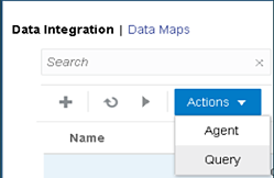 Data Integration Query